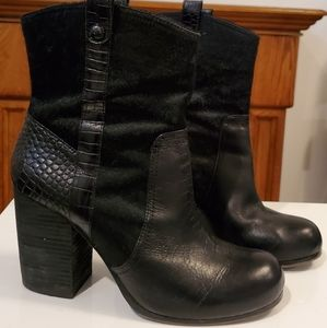 Vince Camuto Bennie Ankle Boots